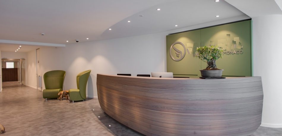 Location Bureau Monaco Business Center - Fontvieille - Open Space - BUSINESS CENTER - FONTVIEILLE