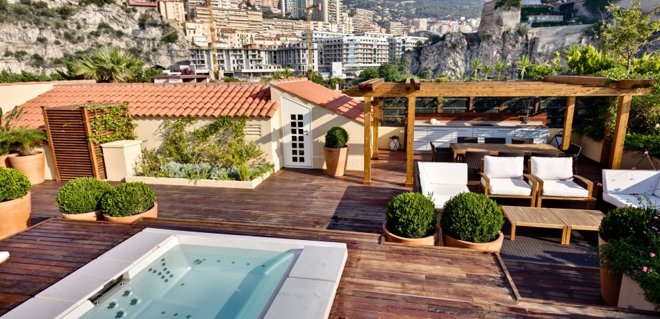 Vente Appartement Monaco Superbe Penthouse neuf - GIOTTO