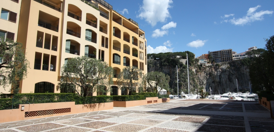 Location Appartement Monaco Grand appartement familial au Port de Fontvieille - CIMABUE