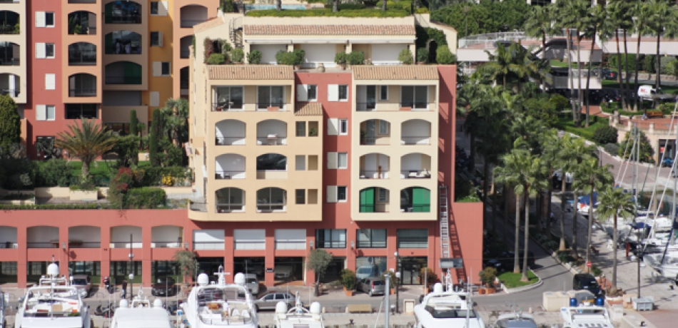 Location Appartement Monaco Studio Fontvieille - GIOTTO