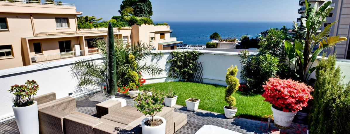 Vente Appartement Monaco Penthouse -  Carré d'Or - SAINT ANDRE